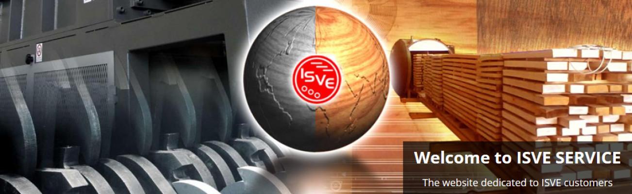 ISVE SERVICE Website